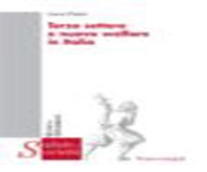 Terzo settore e nuovo welfare in Italia di Luca Fazzi, edizione Franco Angeli 2013