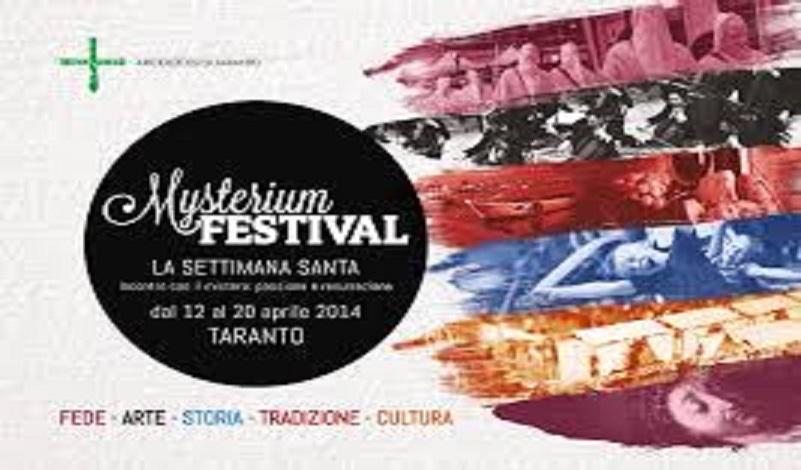 """A Pasqua il """"Mysterium Festival"""