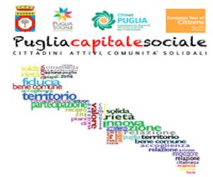 PugliaCapitaleSociale – Conferenza Stampa di presentazione dei progetti ammessi