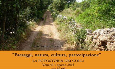 """La Fotostoria dei colli, """"Paesaggi, natura, cultura, partecipazione"""" – Mostra fotografica"""