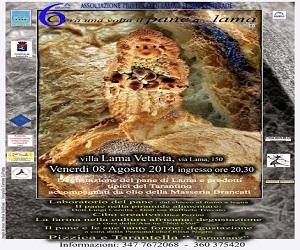 """""""C'era una volta il pane…a Lama"""" – 6^ edizione"""