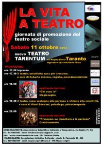 la vita a teatro 2