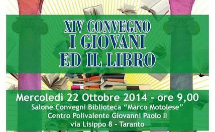 """Il Convegno """"I Giovani e il Libro"""" conclude BiblioPride 2014"""