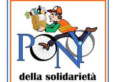 """I """"Pony della Solidarietà"""" in bici per gli anziani tarantini"""