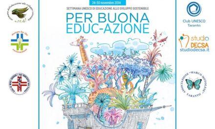Settimana UNESCO: tre manifestazioni per sensibilizzare gli studenti sulla necessità di un futuro più equo ed armonioso