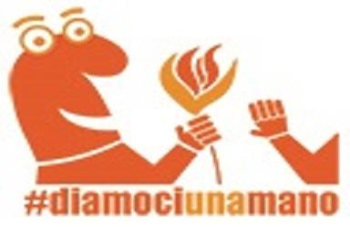 #diamociunamano: attività di volontariato in progetti di utilità sociale