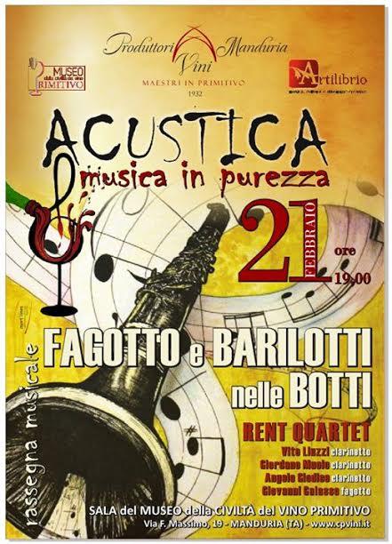 """""""Fagotto e Barilotti nelle Botti"""""""