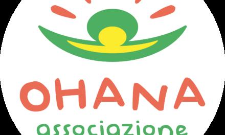Anche l'associazione Ohana al fianco dei Servizi Sociali