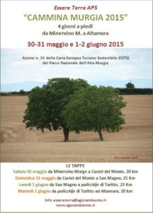 cammina murgia 2015