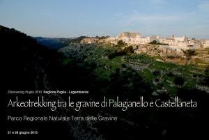 Archeotrekking nel Parco Terra delle Gravine