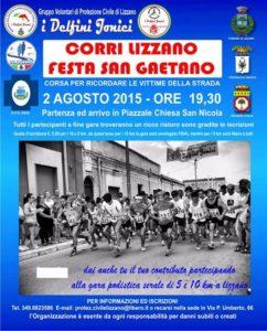 Corri Lizzano 2 agosto