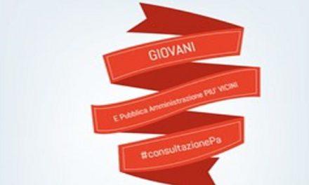 #ConsultazionePA – Giovani e Pubblica Amministrazione più vicini