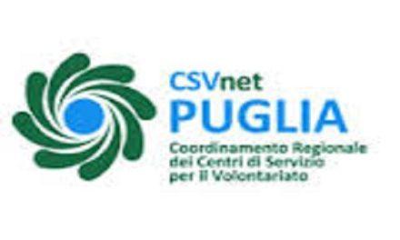 """""""La nostra storia: esperienze al servizio dei territori. I CSV della Puglia e le Organizzazioni di volontariato si confrontano"""" – Incontro dibattito"""