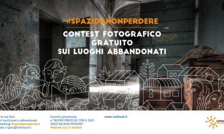 Contest #SPAZIDANONPERDERE