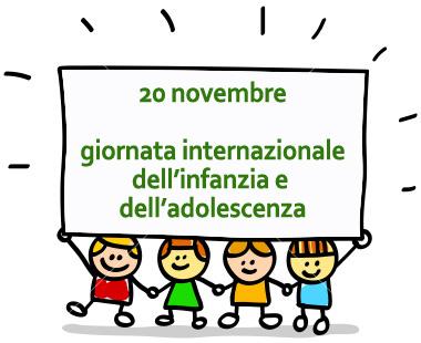 Giornata mondiale sui diritti dell'infanzia e dell'adolescenza