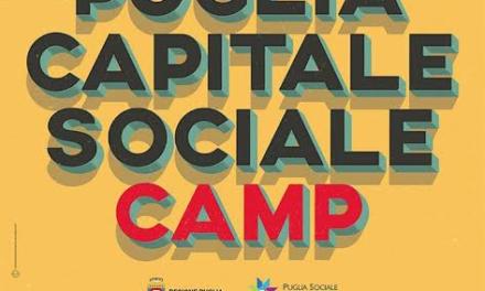 PugliaCapitaleSociale Camp, un evento dedicato ai progetti, alle idee