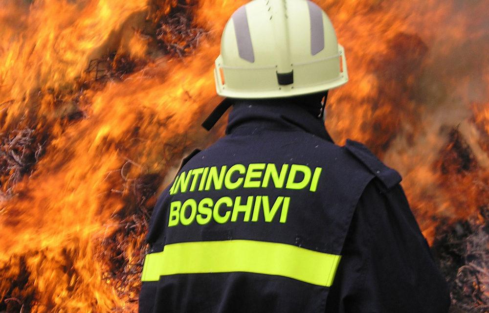 Corso di formazione Antincendio Boschivo (A.I.B.) per i volontari di Protezione Civile