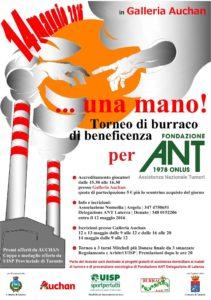 Volantino ANT
