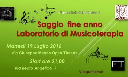 """Laboratorio musicale """" Heart s Music"""" 2016, saggio di fine anno"""