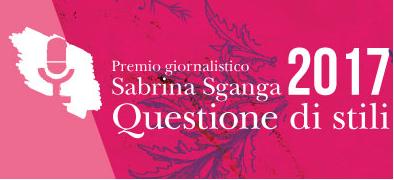 """Premio Sabrina Sganga  """"Consumo critico, etica, ecologia: Idee e progetti per un'altra società"""""""