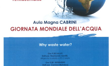 Giornata mondiale dell'acqua celebrata dall'UNESCO