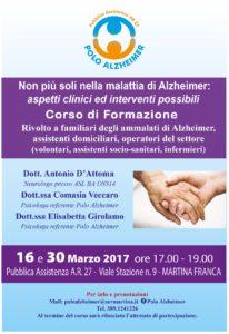P.assiste Ar27 - Polo Alzheimer da 16 a 30.3