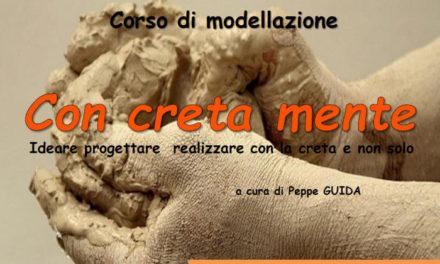 """""""Con Creta Mente"""", laboratorio di modellazione plastica"""