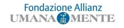 """La Fondazione Allianz """"Umanamente"""": dare risposte valide ed efficaci ai bisogni di chi è in una situazione di disagio"""