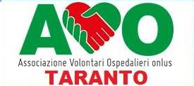 Volontari A.V.O. anche presso il reparto Oncologico del Moscati di Taranto