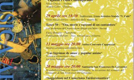 """IV edizione di """"ArmoniE di Primavera"""" – Ultimo appuntamento della rassegna MUSICA ad ARTE"""