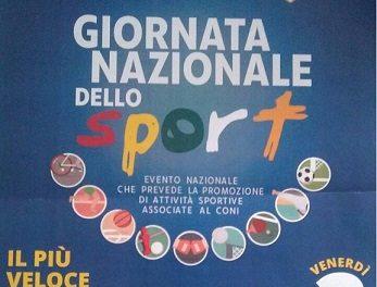 """""""Giornata Nazionale dello Sport"""""""