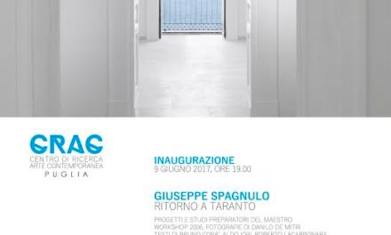 CRAC Puglia, un nuovo spazio espositivo sull'arte contemporanea