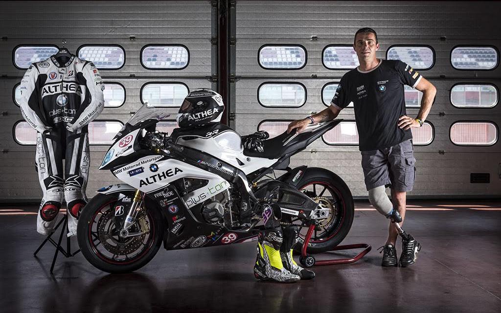Experience Day con il motociclista Emiliano Malagoli