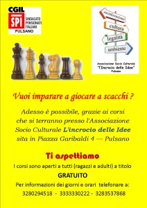 locandina scacchi