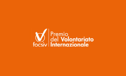Premio del Volontariato Internazionale 2017