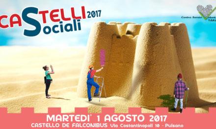 Castelli Sociali: il 01 agosto ormai alle porte