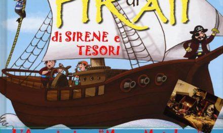 """""""I Racconti del Mare, storie di Pirati, Sirene e Tesori"""""""