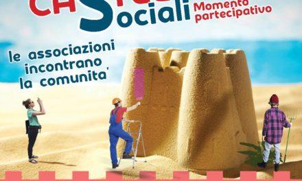 Le associazioni presenti il 16 settembre a Castelli Sociali