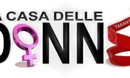 """Si inaugura a Taranto la sede dell'Associazione """"Casa delle Donne"""""""