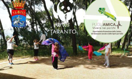 VIVERE NEI PARCHI. PUGLIA.M.I.C.A. a Taranto con il WWF