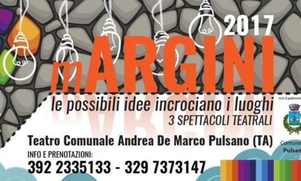"""Con """"VìTVìT! Storia di una pendolare"""" finisce a Pulsano la rassegna teatrale """"mARGINI"""""""