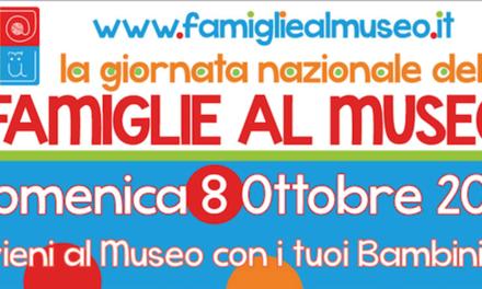 """F@MU 2017, anche a Taranto e a Martina Franca…""""Le Famiglie al Museo"""""""