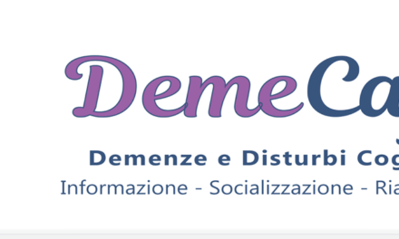 """Progetto""""Demecafè"""", un servizio specialistico per persone con demenza e disturbi cognitivi"""