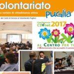 Pubblicato il n. 11 della rivista regionale Volontariato Puglia