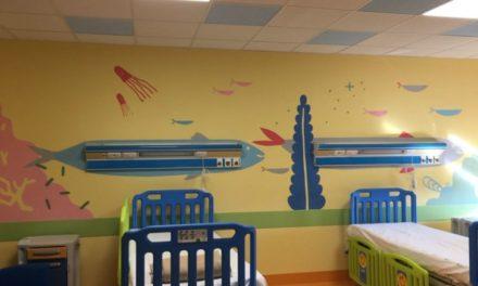 Ecco il nuovo reparto di Oncoematologia Pediatrica dell'ospedale di Taranto