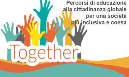 """Progetto """"Together"""" per educare alla cittadinanza globale"""