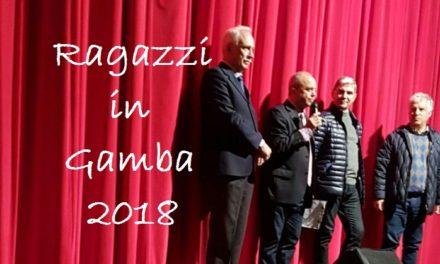Ragazzi in Gamba 2018