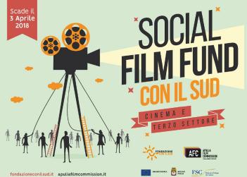 Social Film Fund Con il Sud