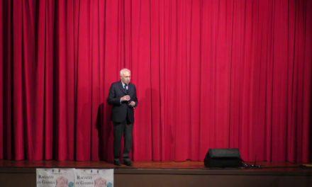 """Inaugurazione """"Ragazzi in gamba"""" 2018 – Presentazione dell'evento."""