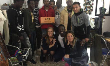"""""""Abiti dal Mondo"""", a Taranto i richiedenti asilo fanno moda"""